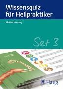 Cover-Bild zu Wissensquiz für Heilpraktiker Set 3 von Höwing, Marika
