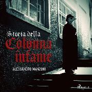 Cover-Bild zu Storia della colonna infame (Audio Download) von Manzoni, Alessandro