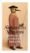 Cover-Bild zu Historia de la columna infame (eBook) von Manzoni, Alessandro