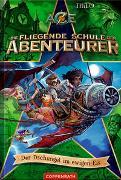 Cover-Bild zu Die fliegende Schule der Abenteurer (Bd. 2) von Petry-Lassak, Thilo