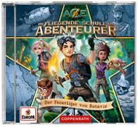 Cover-Bild zu CD Hörspiel: Die fliegende Schule der Abenteurer (Bd. 1) von Petry-Lassak, Thilo