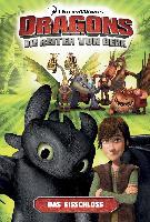 Cover-Bild zu Bratenstein, Jan (Übers.): Dragons - die Reiter von Berk 3. Die Eisfestung