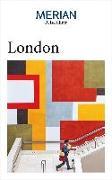 Cover-Bild zu MERIAN Reiseführer London von Carstensen, Heidede
