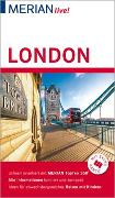 Cover-Bild zu MERIAN live! Reiseführer London von Carstensen, Heidede