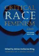 Cover-Bild zu Wing, Adrien Katherine (Hrsg.): Critical Race Feminism, Second Edition