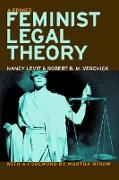 Cover-Bild zu Levit, Nancy: Feminist Legal Theory
