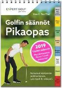 Cover-Bild zu Golfin säännöt Pikaopas von Ton-That, Yves C.