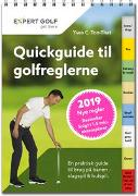 Cover-Bild zu Quickguide til golfreglerne von Ton-That, Yves C.