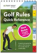 Cover-Bild zu Golf Rules Quick Reference von Ton-That, Yves C.