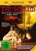 Cover-Bild zu Factotum von Bukowski, Charles