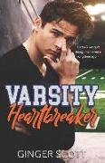 Cover-Bild zu Varsity Heartbreaker von Scott, Ginger