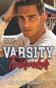 Cover-Bild zu Varsity Tiebreaker von Scott, Ginger