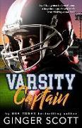 Cover-Bild zu Varsity Captain von Scott, Ginger