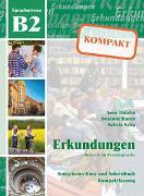 Cover-Bild zu Erkundungen Deutsch als Fremdsprache KOMPAKT B2 von Buscha, Anne