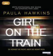 Cover-Bild zu Girl on the Train - Du kennst sie nicht, aber sie kennt dich von Hawkins, Paula