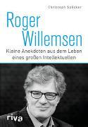 Cover-Bild zu Roger Willemsen von Spöcker, Christoph