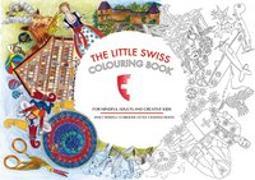 Cover-Bild zu The Little Swiss Colouring Book von Howell, Janet