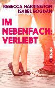 Cover-Bild zu Im Nebenfach: verliebt (eBook) von Harrington, Rebecca