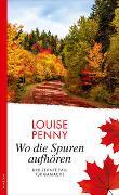 Cover-Bild zu Wo die Spuren aufhören von Penny, Louise