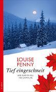 Cover-Bild zu Tief eingeschneit von Penny, Louise
