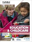 Cover-Bild zu Education and Childcare T Level: Early Years Educator (eBook) von Tassoni, Penny