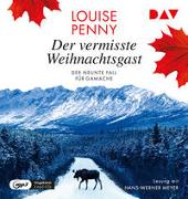 Cover-Bild zu Der vermisste Weihnachtsgast. Der neunte Fall für Gamache von Penny, Louise