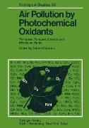 Cover-Bild zu Guderian, Robert (Hrsg.): Air Pollution by Photochemical Oxidants