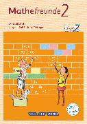 Cover-Bild zu Mathefreunde, Ausgabe Süd 2015, 2. Schuljahr, Arbeitsheft von Elies, Catrin