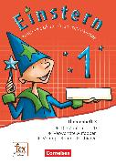 Cover-Bild zu Einstern, Mathematik, Ausgabe 2015, Band 1, Themenheft 3, Verbrauchsmaterial von Bauer, Roland