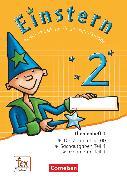 Cover-Bild zu Einstern, Mathematik, Ausgabe 2015, Band 2, Themenheft 1, Verbrauchsmaterial von Bauer, Roland