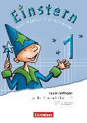 Cover-Bild zu Einstern, Mathematik, Zu den Ausgaben Bayern/ Nordrhein-Westfalen 2013/ Ausgabe 2015, Band 1, Kopiervorlagen mit CD-ROM von Bauer, Roland