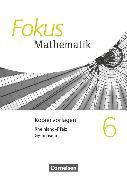 Cover-Bild zu Fokus Mathematik, Rheinland-Pfalz - Ausgabe 2015, 6. Schuljahr, Kopiervorlagen