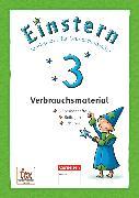 Cover-Bild zu Einstern, Mathematik, Ausgabe 2015, Band 3, Themenhefte 1-6 und Kartonbeilagen mit Schuber, Verbrauchsmaterial von Bauer, Roland