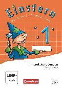 Cover-Bild zu Einstern, Mathematik, Ausgabe 2015, Band 1, Interaktive Übungen als Ergänzung zu den Themenheften, Auf CD-ROM