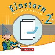 Cover-Bild zu Einstern, Mathematik, Ausgabe 2015, Band 2, Handreichungen für den Unterricht, Kopiervorlagen, 2 CD-ROMs, Im Paket