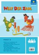 Cover-Bild zu Welt der Zahl / Welt der Zahl - I-Materialien Ausgabe 2012