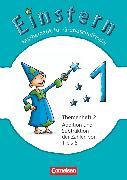 Cover-Bild zu Einstern, Mathematik, Ausgabe 2010, Band 1, Addition und Subtraktion der Zahlen von 1 bis 6, Themenheft 2 von Bauer, Roland