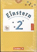 Cover-Bild zu Einstern, Mathematik, Schweiz, Band 2, Themenhefte 1-5, Arbeitsheft und Kartonbeilagen im Schuber von Bauer, Roland