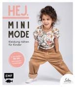 Cover-Bild zu Hej. Minimode - Kleidung nähen für Kinder von JULESNaht