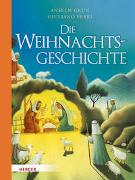 Cover-Bild zu Die Weihnachtsgeschichte von Grün, Anselm