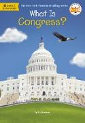Cover-Bild zu What Is Congress? (eBook) von Abramson, Jill