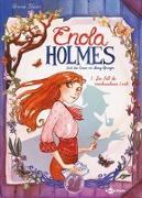 Cover-Bild zu Enola Holmes (Comic). Band 1 von Blasco, Serena
