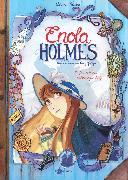 Cover-Bild zu Enola Holmes (Comic). Band 2 (eBook) von Springer, Nancy
