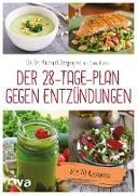 Cover-Bild zu Der 28-Tage-Plan gegen Entzündungen (eBook) von Despeghel, Michael