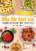 Cover-Bild zu Mix für fast nix. Günstig kochen mit dem Thermomix® (eBook) von Muliar, Doris