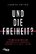 Cover-Bild zu Und die Freiheit? (eBook) von Lütge, Christoph