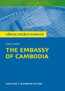 Cover-Bild zu The Embassy of Cambodia von Smith, Zadie