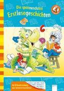 Cover-Bild zu Die spannendsten Erstlesegeschichten von Seltmann, Christian