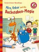 Cover-Bild zu Mira, Oskar und die Buchstaben-Magie von Seltmann, Christian