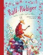 Cover-Bild zu Ralf Rüdiger. Ein Rentier sucht Weihnachten von Seltmann, Christian